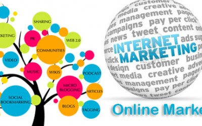 5 Advantages of Online Marketing