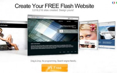 How to make your website free of charge
