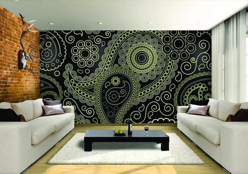3d wallpaper for living room , living room wallpapers ...